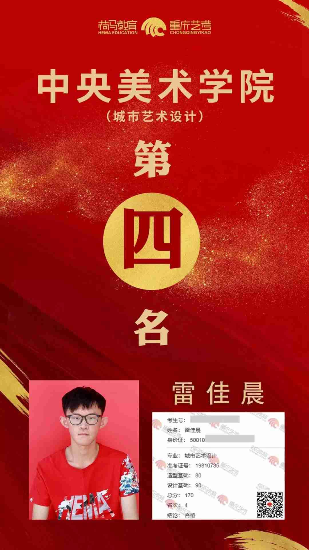 荷马画室2019年【校考成绩汇总】,傲视西南,遥遥领先十二年